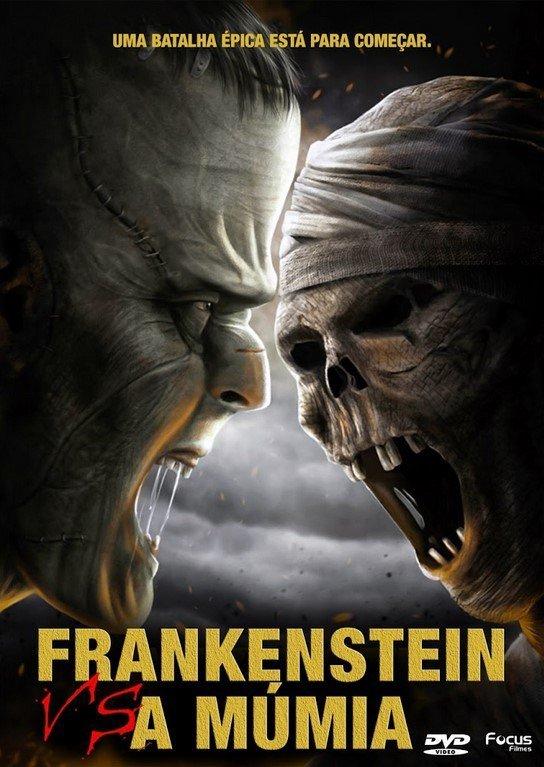 Frankenstein vs. A Múmia – Dublado (2015)