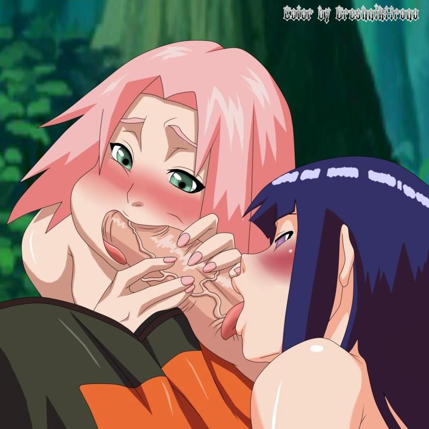 Sakura haruno naruto cumshot