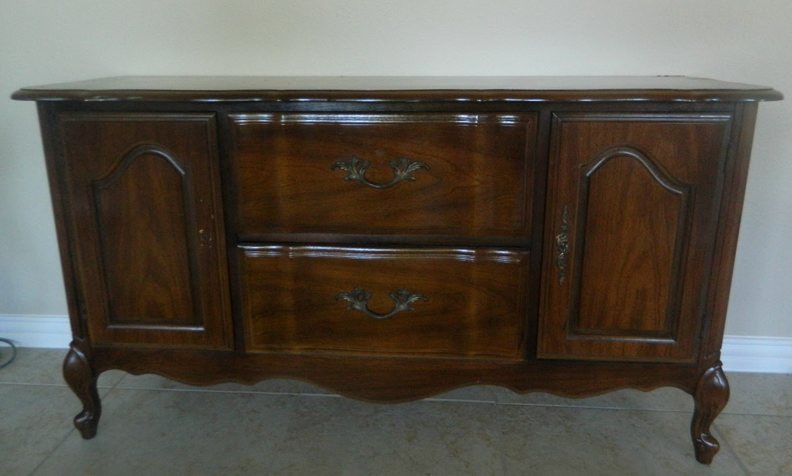 I Found This Small Buffet On Craigslist For 125 00
