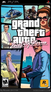 Grand Theft Auto: Vice City Stories PSP GAME
