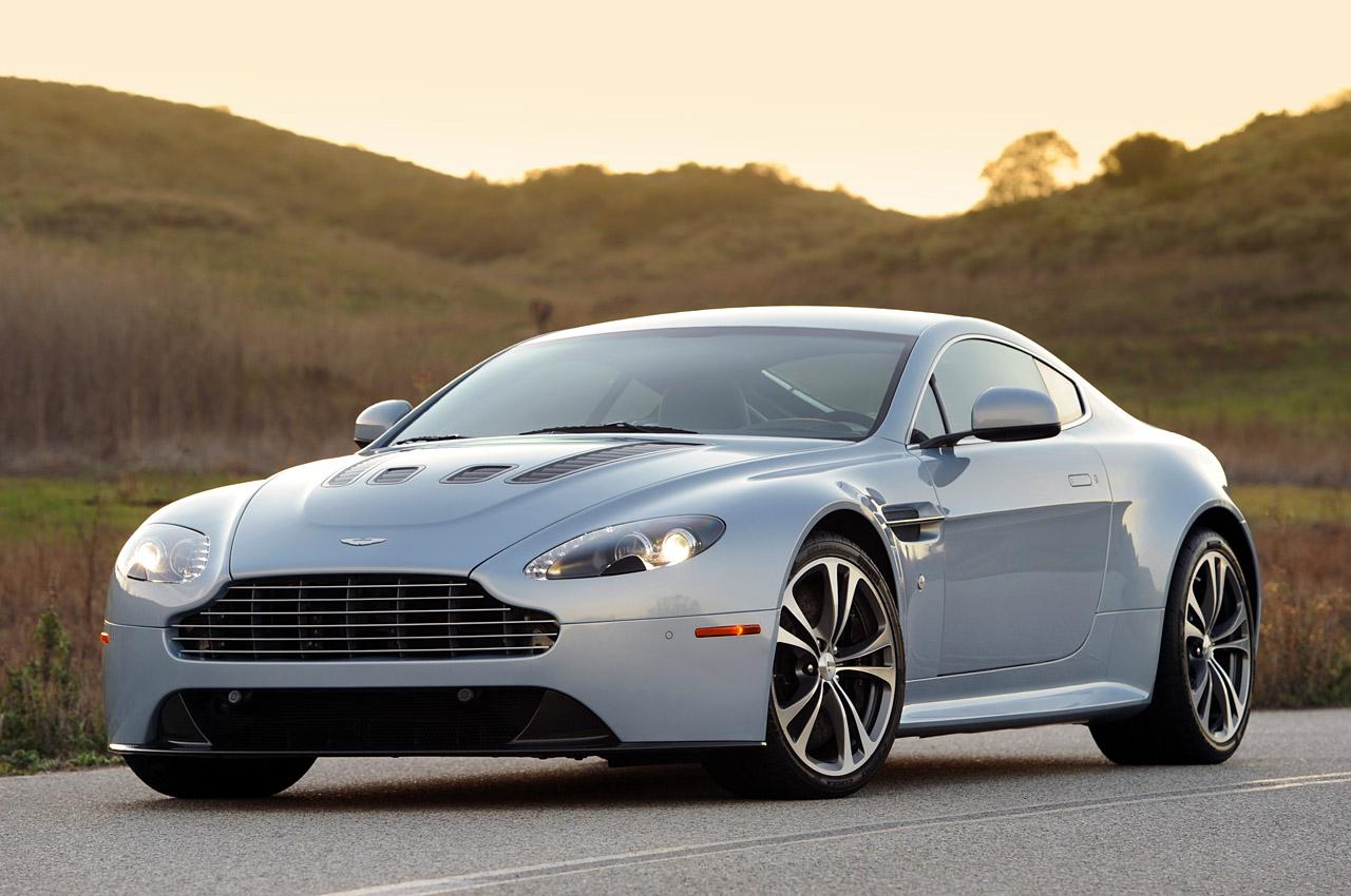 Car Models Com 2012 Aston Martin V12 Vantage
