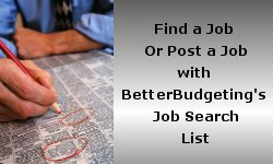 Find a job with our search list!