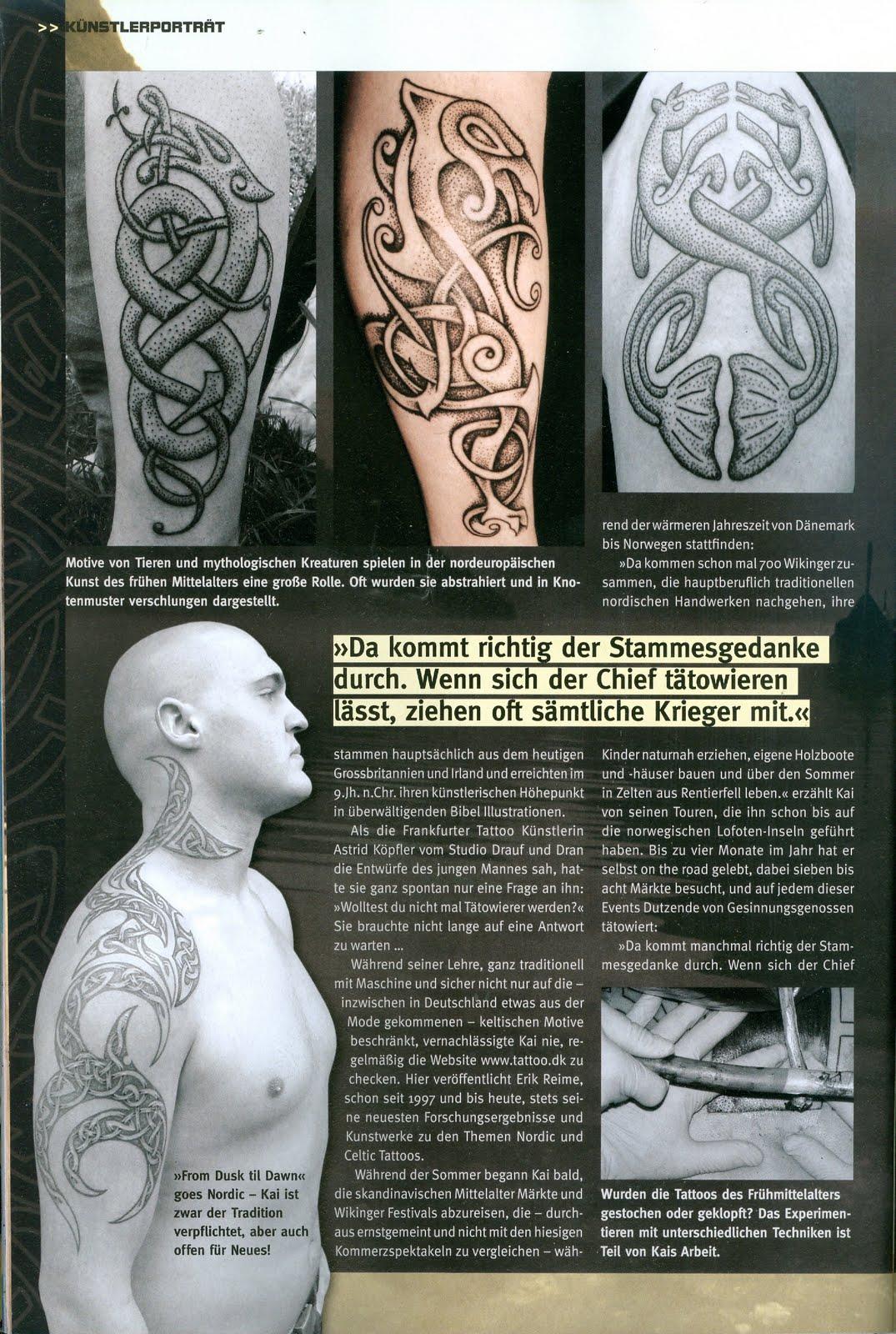 Gambar Tatto Naga Picture