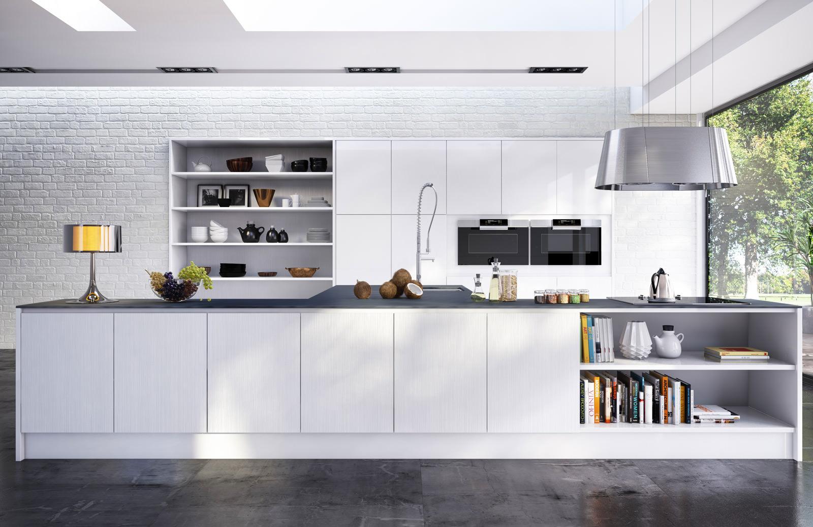 Cozinhas planejadas: Cozinhas planejadas Todeschini #818546 1600 1038