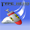 type hero free typing game
