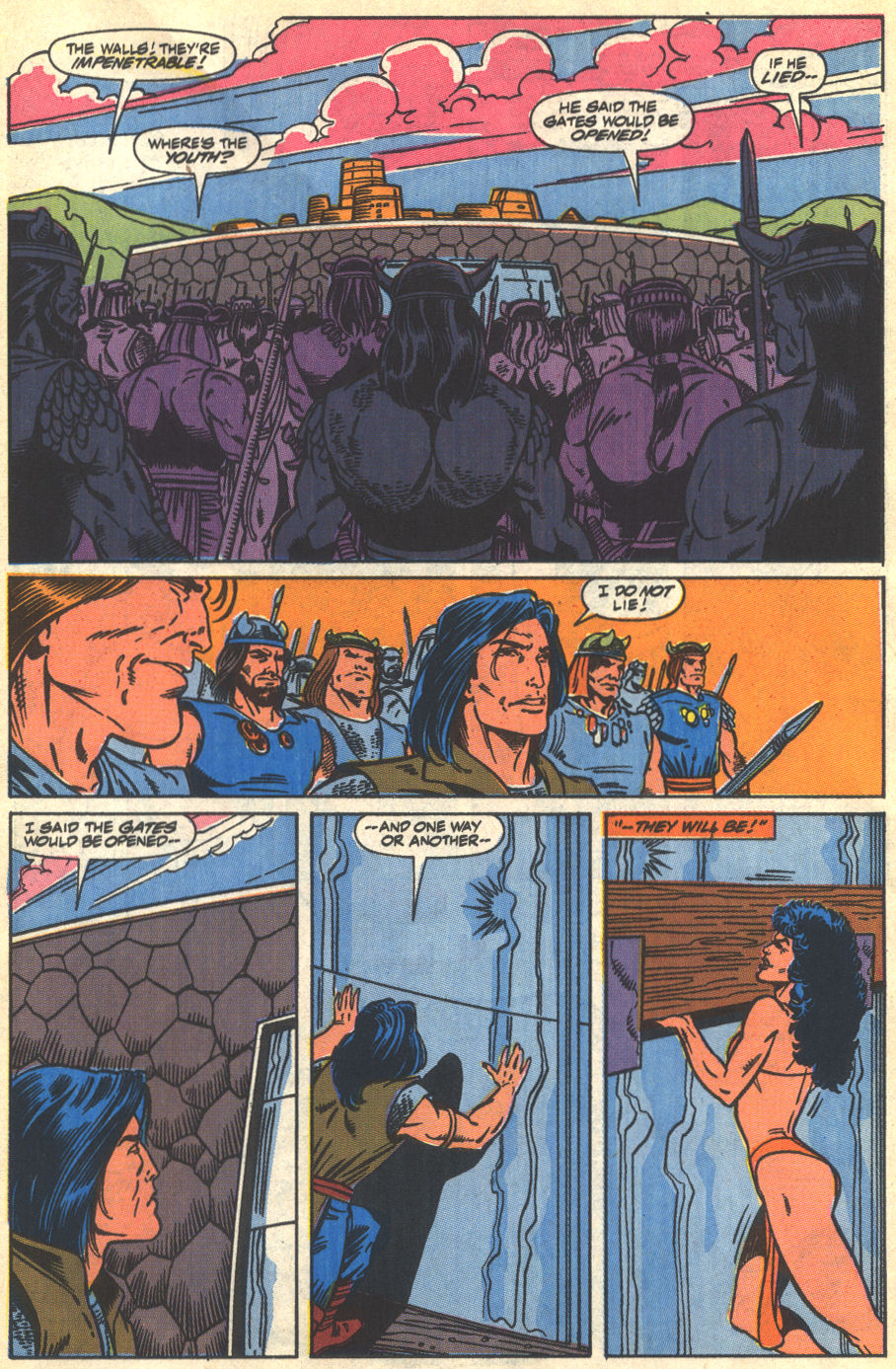 Conan the Barbarian (1970) Issue #235 #247 - English 16