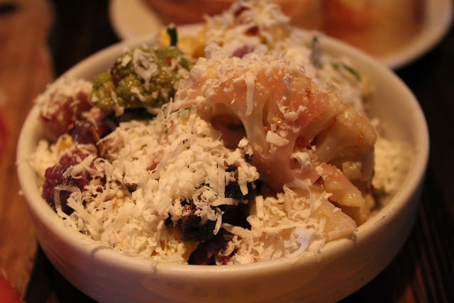 Cauliflower at Coppa, Boston, Mass.