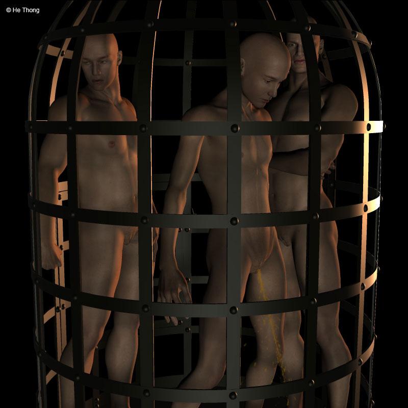 castrate slaves bdsm