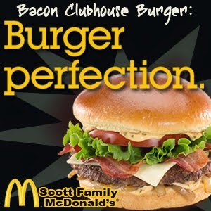 McDs Burger Perfection