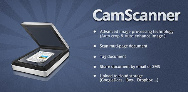 Camscanner, free apk
