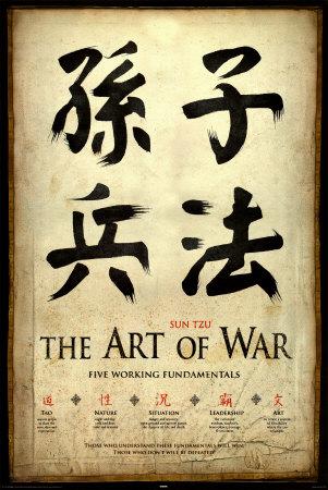 Okinawan Fighting Art Ti The Art Of War