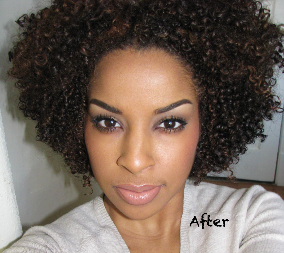 Kinky Curly Curling Custard Is The Go To Product For New