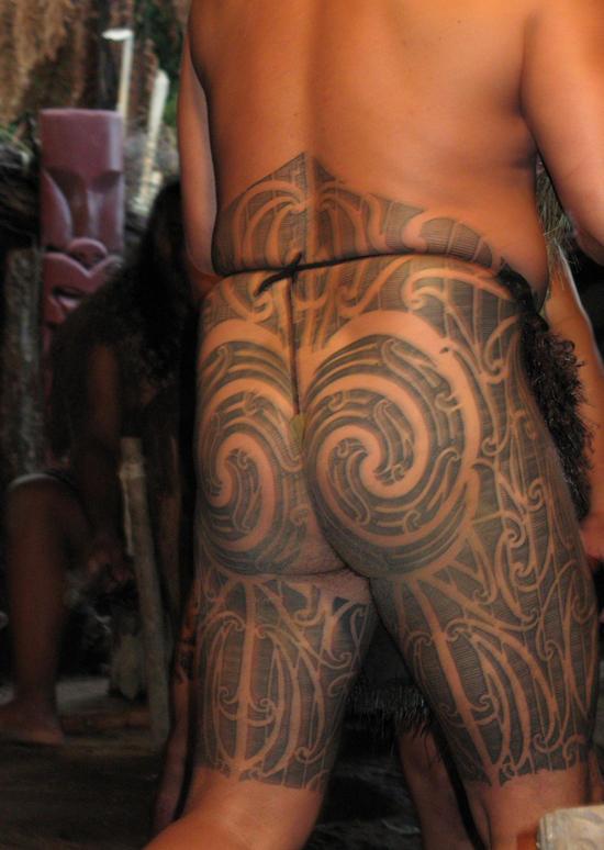 Men Tribal Tattoos