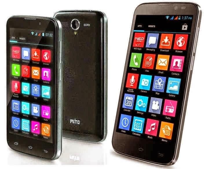 Mito Fantasy A750 Lite, HP Android Kitkat Murah Harga 600 Ribuan