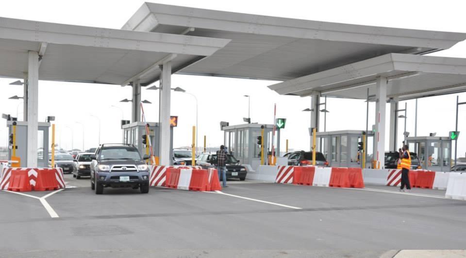 Lekki-Ikoyi toll roads in Nigeria