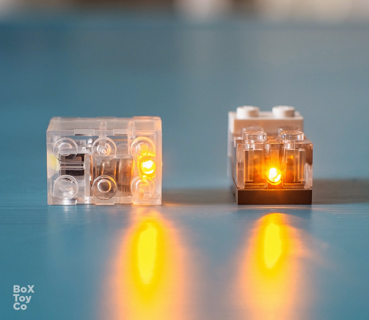 led lego bricks