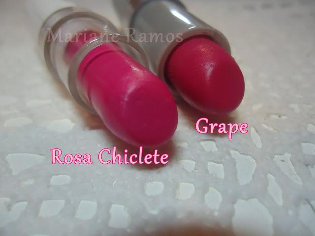 batom rosa chiclete