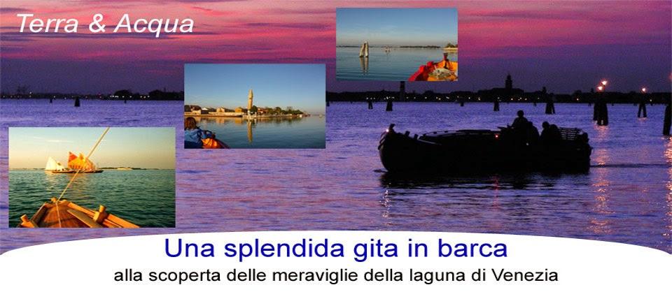 VENEZIA IN BARCA - Terra e Acqua - Noleggio barche
