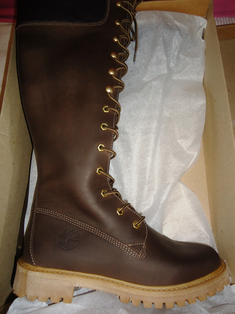 Timberland botas novas