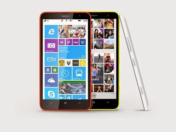 Spesifikasi Nokia Lumia 1320 Dengan Harga Murah
