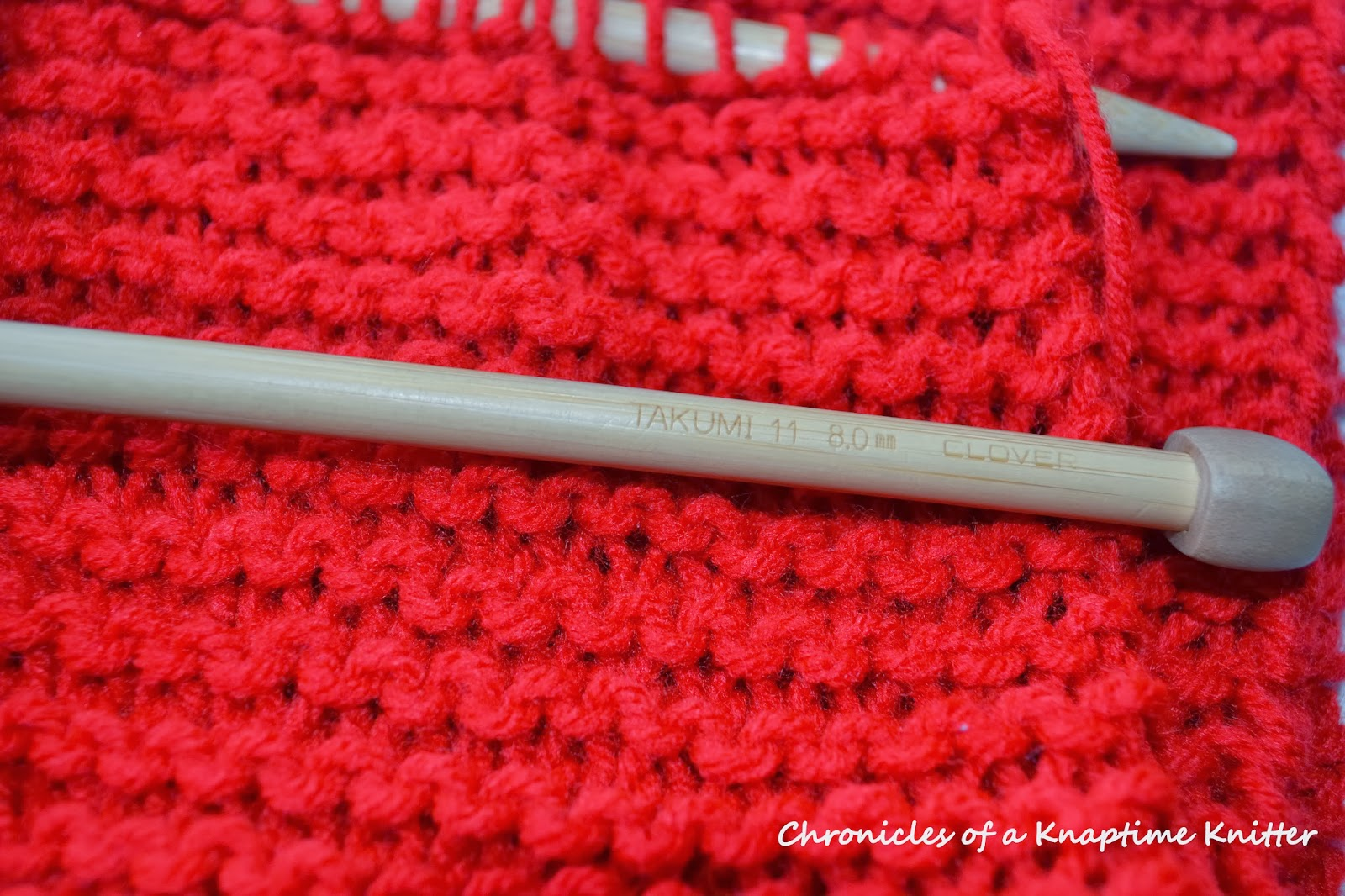 FREE KNITTING PATTERN Basic Knit Infinity Cowl   Chronicles of a ...