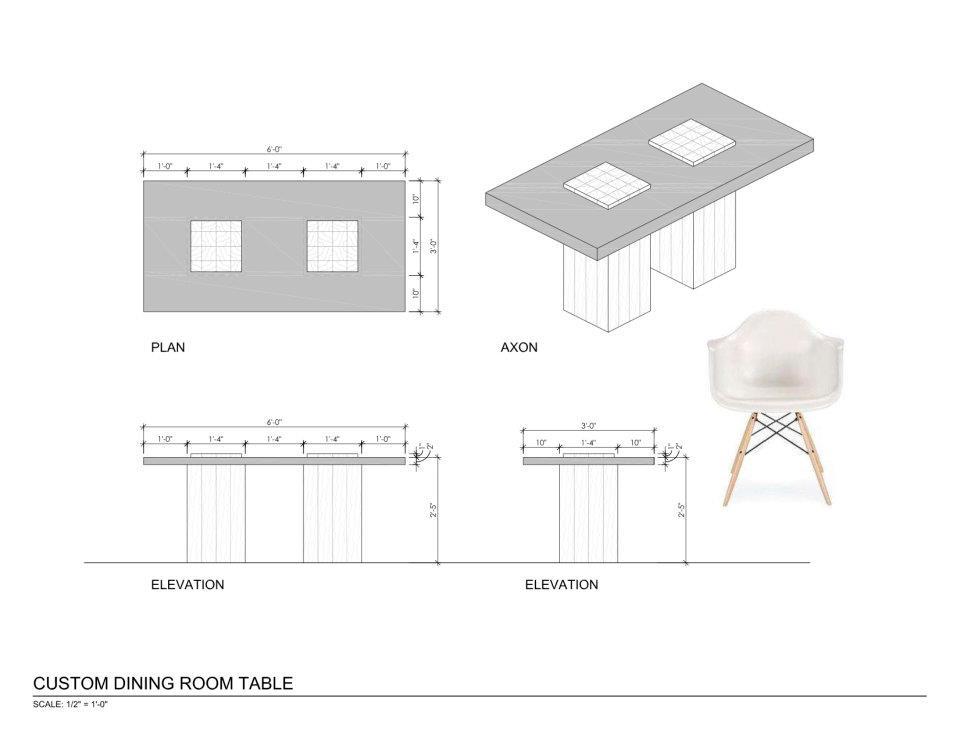 Dining Table Dining Table Cad Drawing : Leah2527sconcretetableCAD from choicediningtable.blogspot.com size 960 x 742 jpeg 39kB