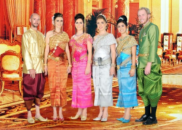Traditiontal Cambodian Wedding