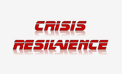 word art saying crisis resilience