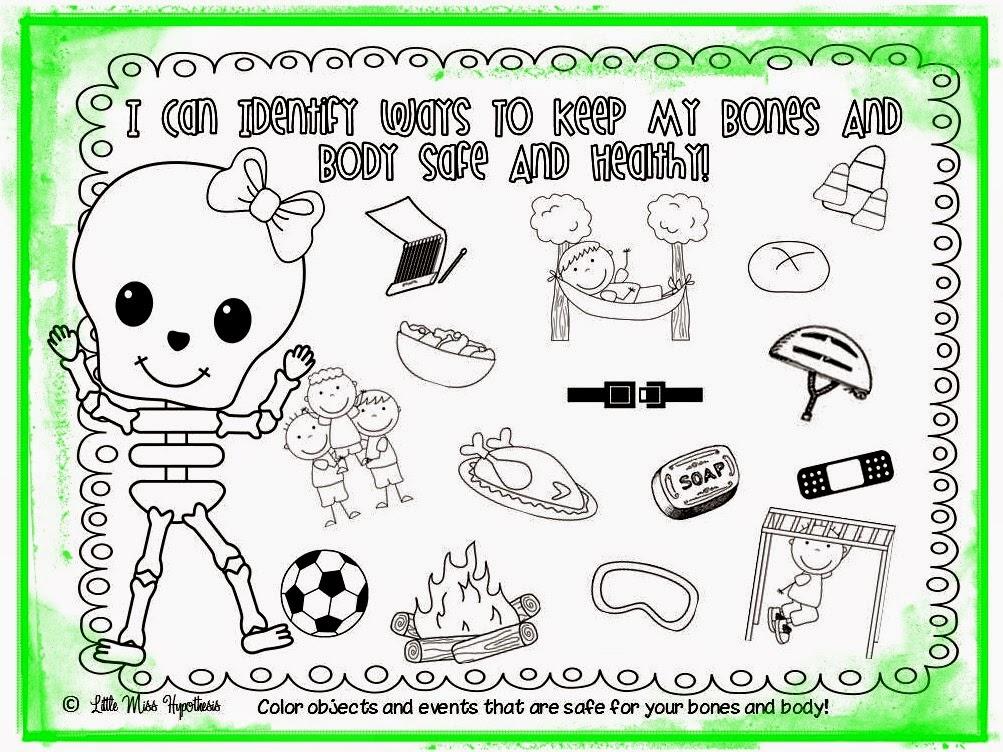 http://www.teacherspayteachers.com/Product/My-Healthy-Bones-935008