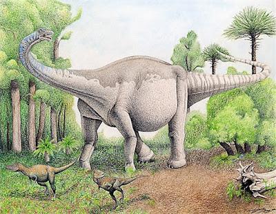 Paleontólogos descobrem um dos maiores dinossauros do mundo na Argentina