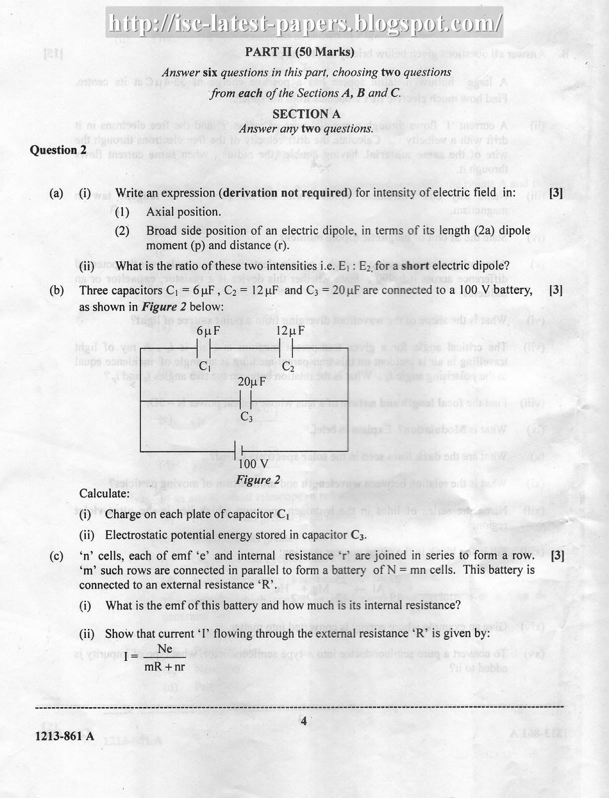 physics essay