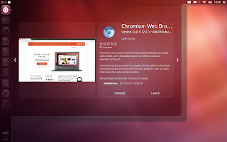 ubuntu 12.10 quantal quetzal beta 1 previews screenshot