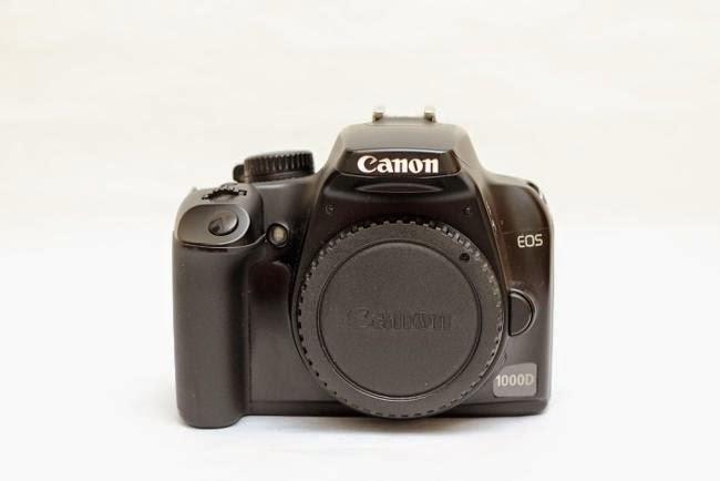Harga kamera canon EOS 1000D