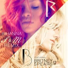 LISTEN : Rihanna & Britney