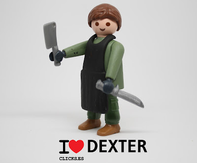 I love clicks dexter
