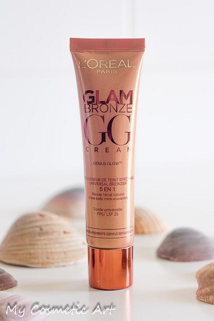 Glam Bronze de L'Oreal GG Cream