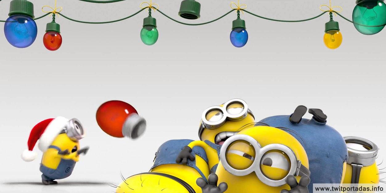 Hello <3 Encabezado+para+twitter+de+minions+navidad