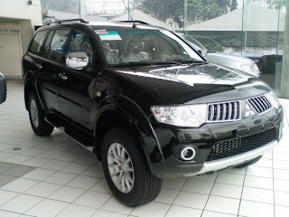 the 2013 mitsubishi montero is one of the latest version of 2013
