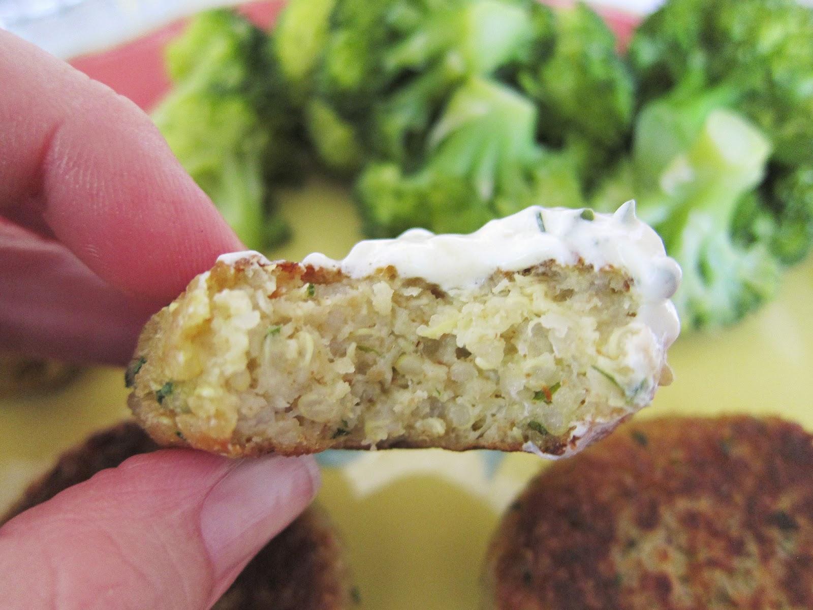 Little Quinoa Patties Recipes — Dishmaps