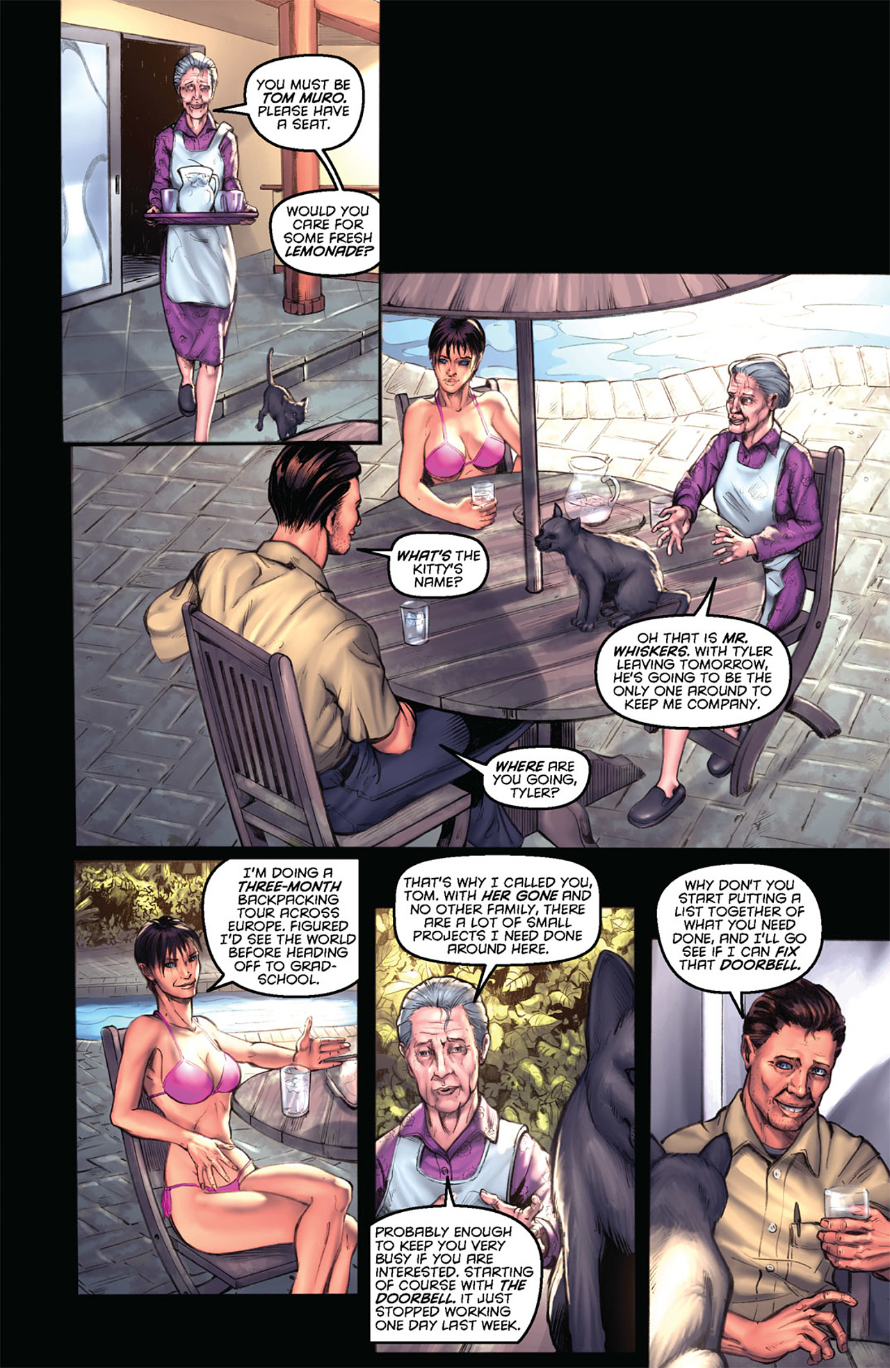 Grimm Fairy Tales (2005) Issue #27 #30 - English 5