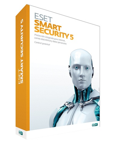 ESET Smart Security 5 (32 Bit) + Lifetime CRACK | Full Version | 53.4MB