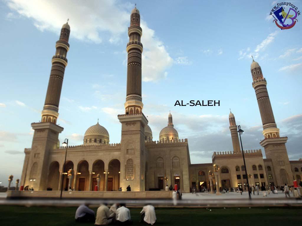 Berikut adalah gambar² masjid tercantik di dunia....