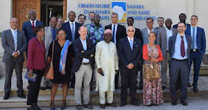 1st Technical Experts Meeting of the GMES and Africa, 14-16 May 2018, Tunis, Tunisia