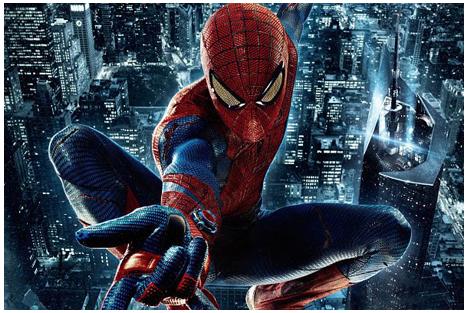 Spiderman Terbaru 2016