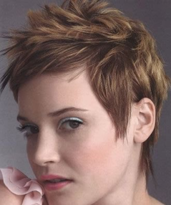Very Short Hairstyles