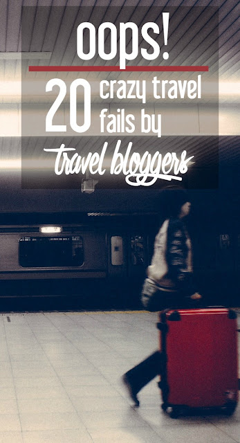 Oops!: 20 Crazy Travel Fails by Travel Bloggers | CosmosMariners.com