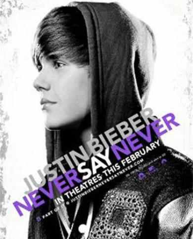 justin bieber twitter backgrounds never say never. makeup Justin Bieber Never Say