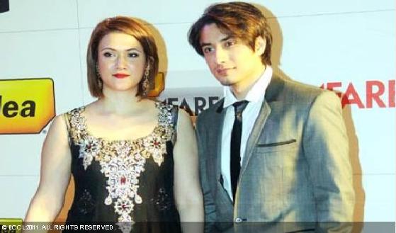 Mega Entertainment News: Aamir Khan Ali Zafar: Bhai Bhai Ali Zafar And Aamir Khan