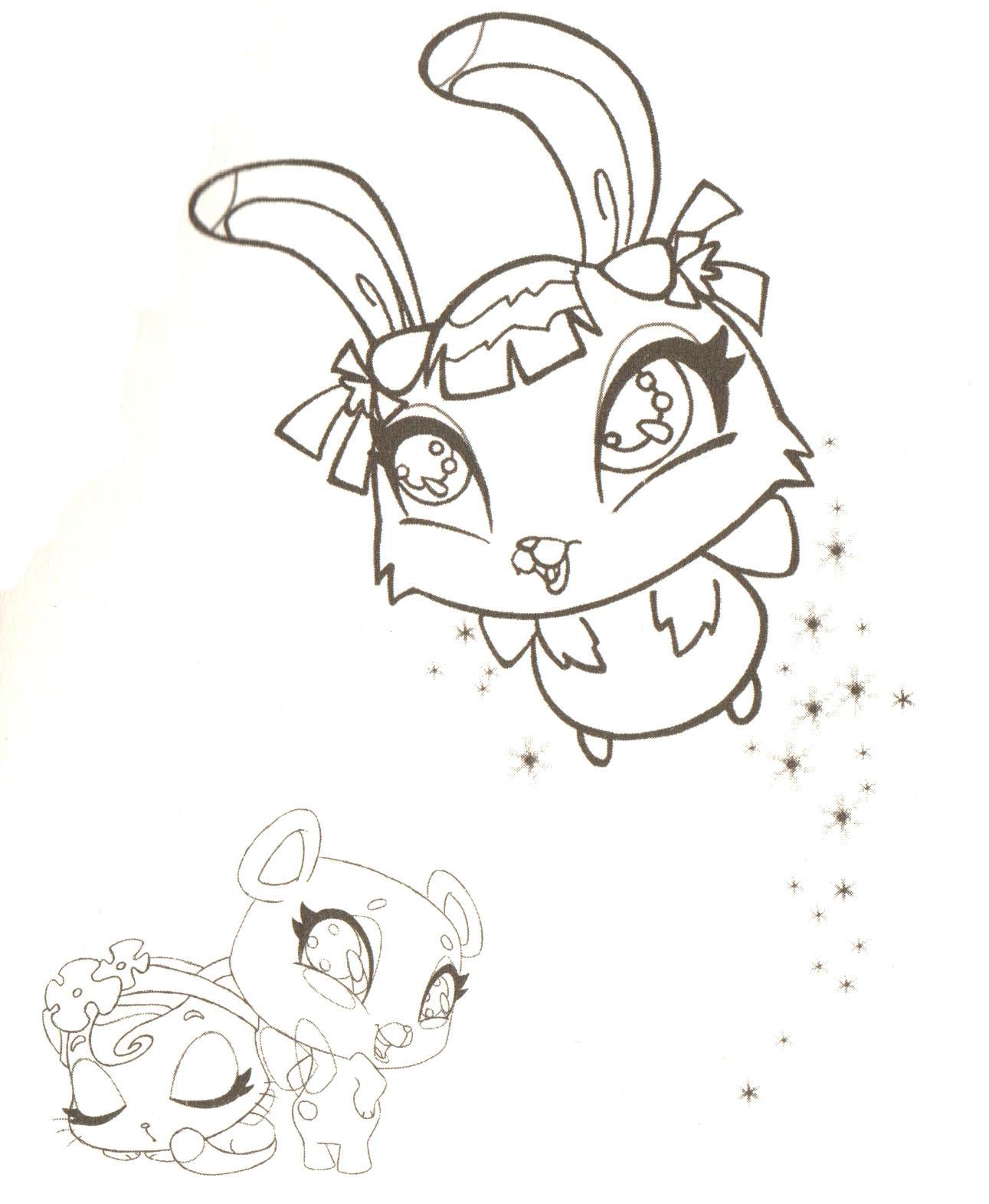 winx club pets coloring pages - winx club all colorear mascotas
