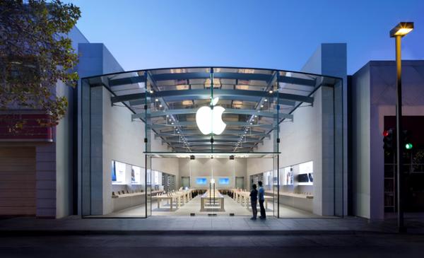 Traçando resultados do quarto trimestre da Apple